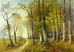 Painting Robert Wood