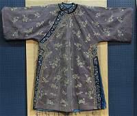 Chinese Lady's Kesi Robe