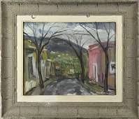 Painting Pierre Petitfour