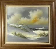 Painting, Einar Cortsen Petersen