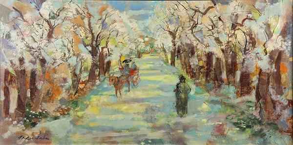 Painting, Emilio Grau Sala