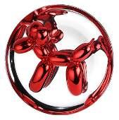 Sculpture Jeff Koons