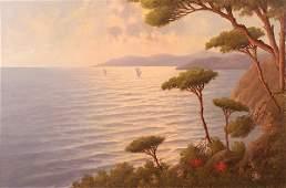 Robert Wood, Monterey Bay
