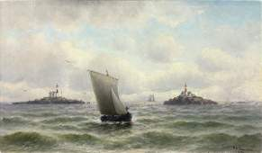 Painting, William Alexander Coulter