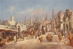 Painting, Arthur Trevor Haddon