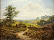 Painting Victor Gabriel Gilbert