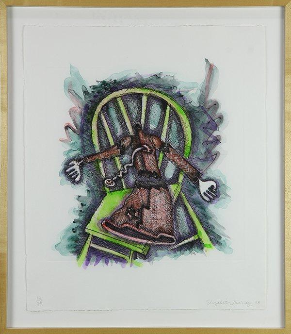 Print, Elizabeth Murray