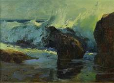 Painting, Ralph Love