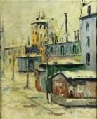 Painting, Elisee Maclet