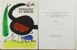 Portfolio, Joan Miró
