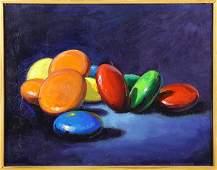 Painting Walt Jukiewicz