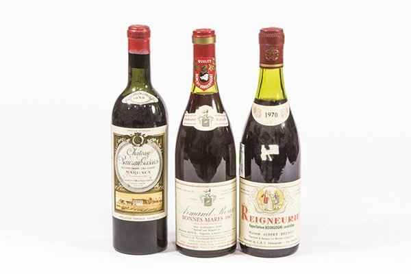 (lot of 3) French wine group