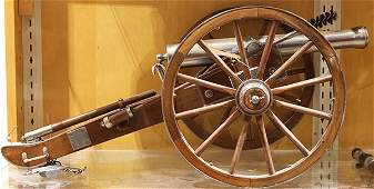 Quarter scale Civil War 12pounder cannon