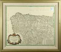 Map, Robert de Vaugondy