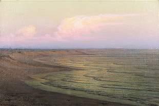 Painting, Alexander Harrison
