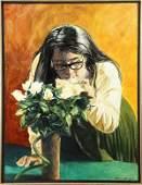 Painting Katherine LevinLaw