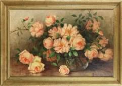 Painting Marie Johnson