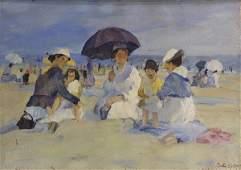 Painting, Martha Walter
