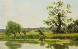 Painting, Henri-Joseph Harpignies