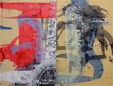 Painting Matthew Monahan