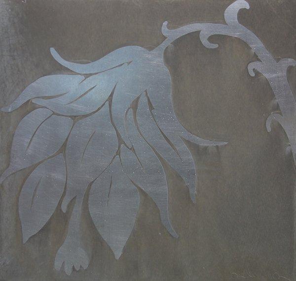 Metal Botanical Prints, Beth Weintraub - 3