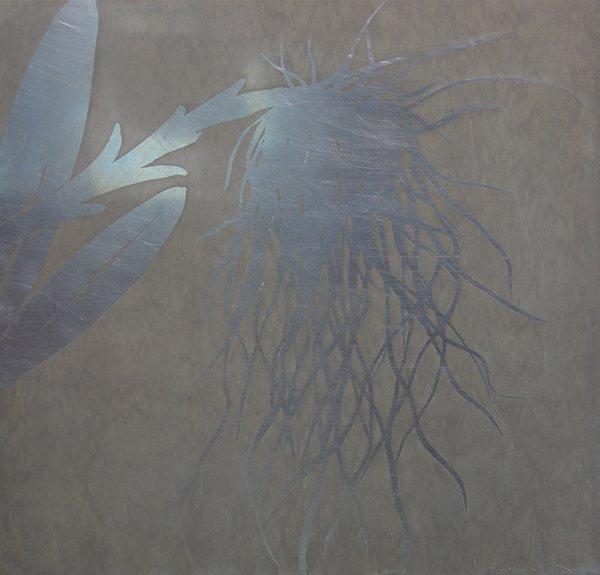 Metal Botanical Prints, Beth Weintraub - 4