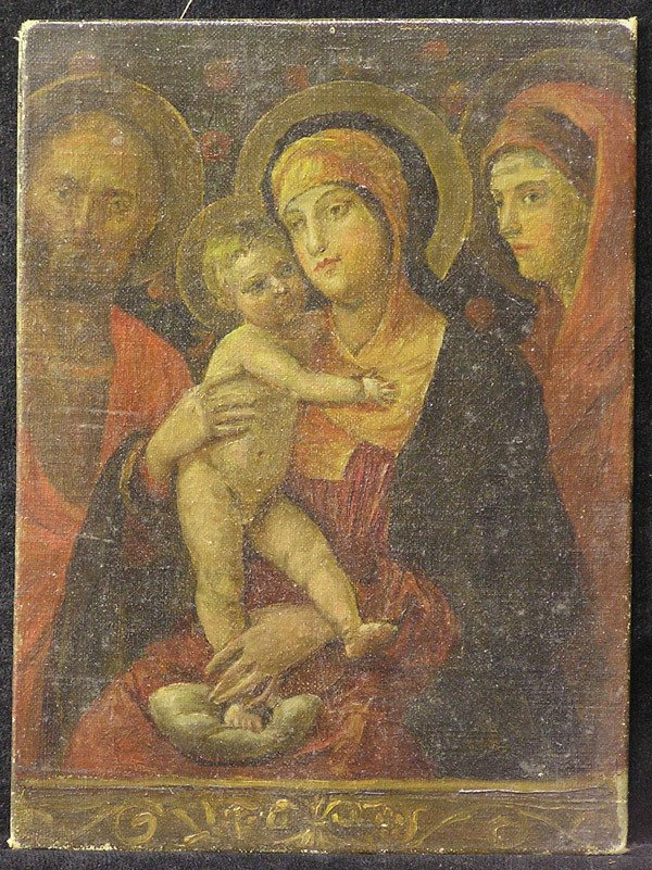 6020: Religous paintings/Madonna and child