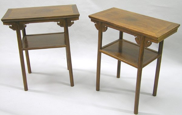 6321: Pair of Chinese Ming Style Tables