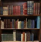 (lot of approx 75) Fine Bindings French Literature and