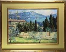 Painting, Giovanni Ponticelli