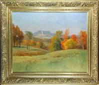 Painting Christian Jorgensen