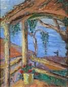 Painting, Joseph Raphael