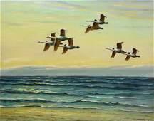 Painting, Joe Duncan Gleason