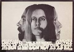 Vintage Rock Posters, FD-140, FD-142, FD-143, FD-144,