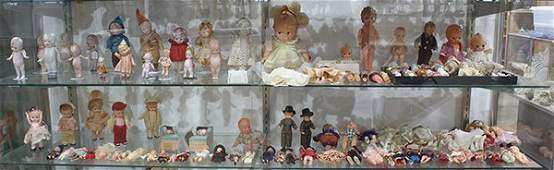 """Collection of O'Neill German Kewpie style and """"Baby"""