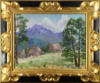 Painting, Attributed to Jack Wilkinson Smith