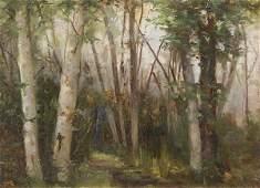Painting, Louise Carpenter