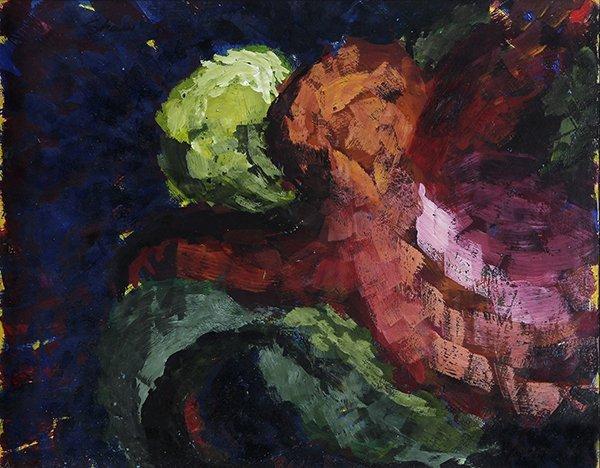 Painting, Charles Green Shaw