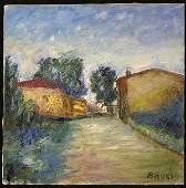 266 Oils Gino Brogi Italian modern