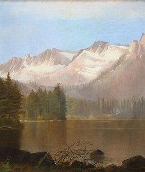 Painting, Edwin Deakin