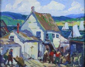 Painting, George Pearse Ennis