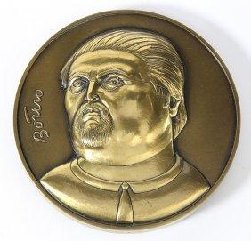 Sculpture, Fernando Botero