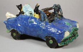Sculpture, John Martin