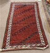 Semi Antique Persian Balouch carpet