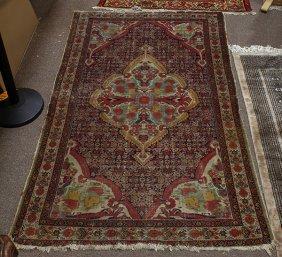 Antique Persian Faraghan Carpet