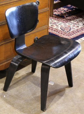 Charles And Ray Eames For Herman Miller Lcw Chair