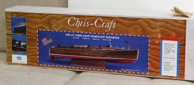 "1930 24"" Chris-craft Mahogany Runabout, By Dumas"