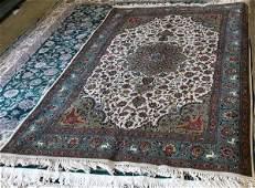 Persian Tabriz carpet 6 x 92