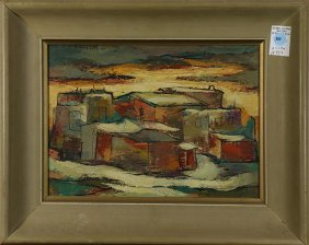 Painting, Ellwood Graham