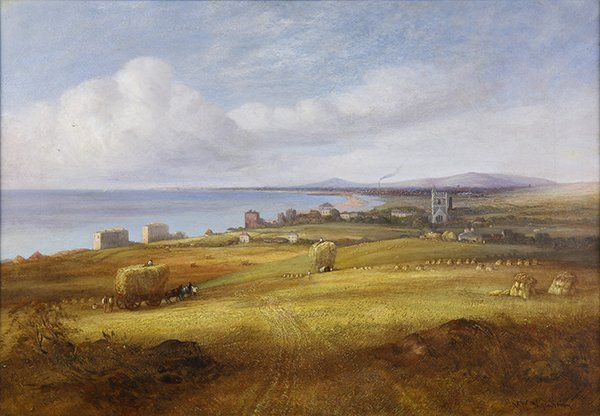 Painting, Marie Konig-Ingenheim